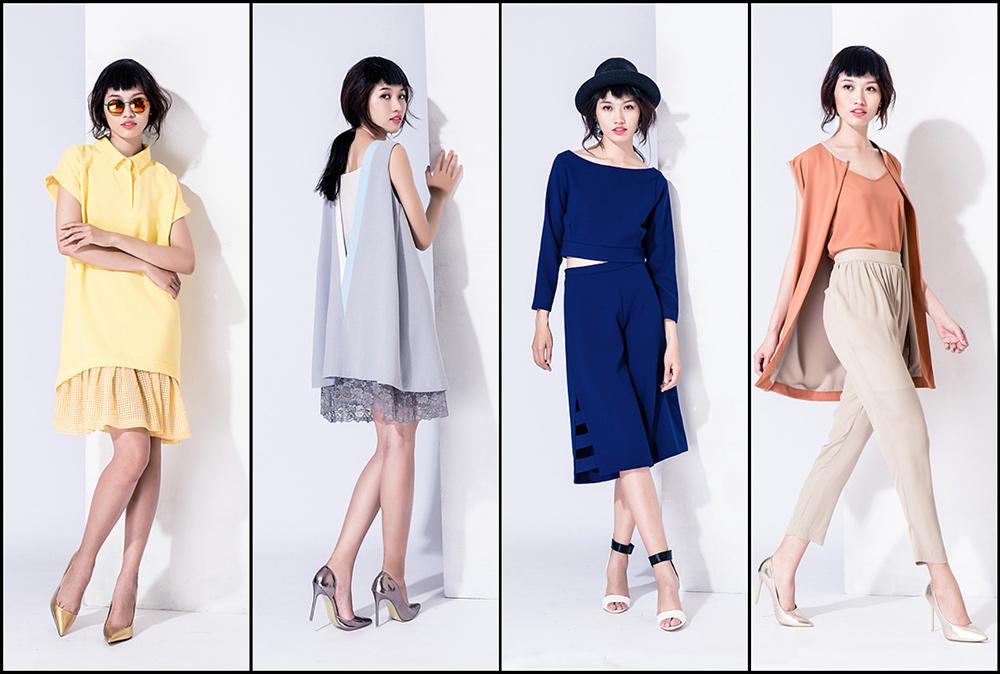 Bí quyết kinh doanh quần áo tự thiết kế
