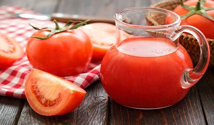 Cà chua - nguyên liệu làm đẹp da từ trong ra ngoài
